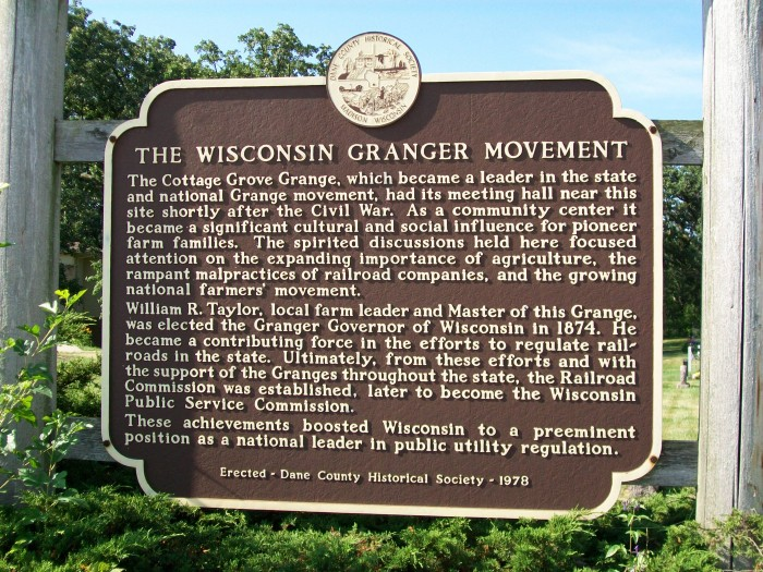 Wisconsin Granger Movement