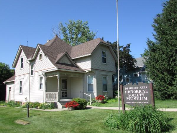 Hansen-Newell-Bennett House