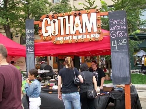 Gotham Bagels