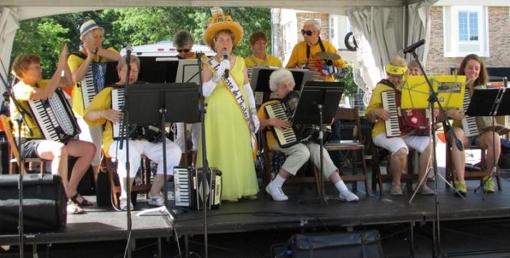 Accordion Band