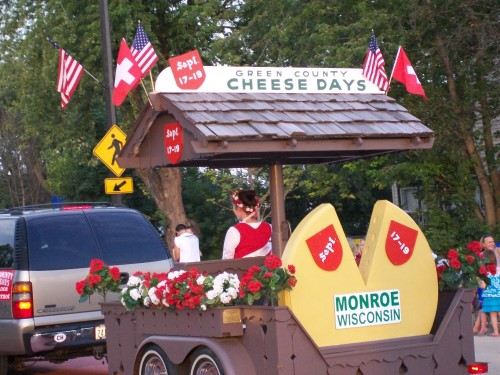 Monroe Cheese Days