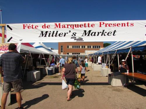 La Fete de Marquette Miller's Market