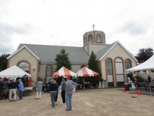 Greek Assumption Church Madison