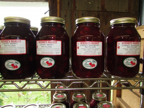 Weinke's Market Cherry Pie Filling