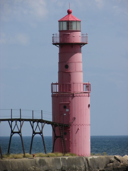 Algoma lighthouse