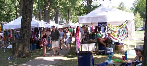 Fete De Marquette  Food Vendors