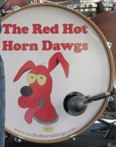 RedHotHornDawgs logo