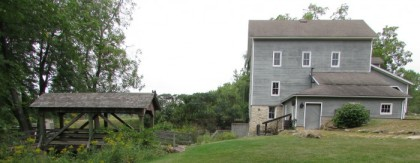 Beckman Mill and Covered Bridge