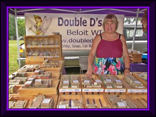 Double D's B's