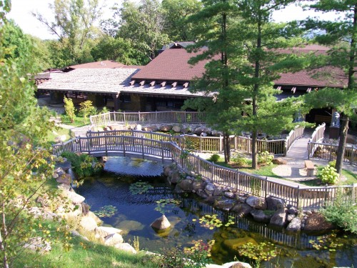 House on the Rock Japanese Garden