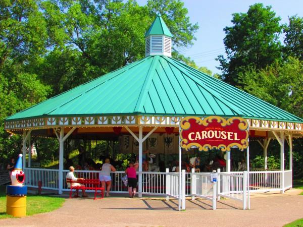 Circus World Museum Carousel