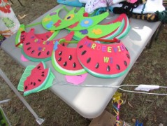 Watermelon crafts-Picketfenceboutique