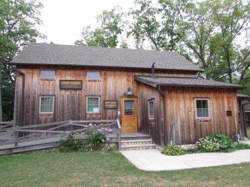Beckman Mill Gift Shop
