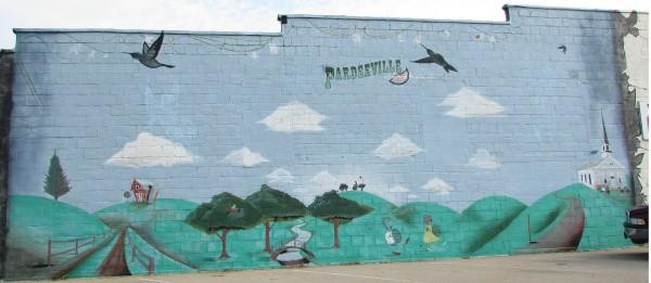 Pardeeville mural