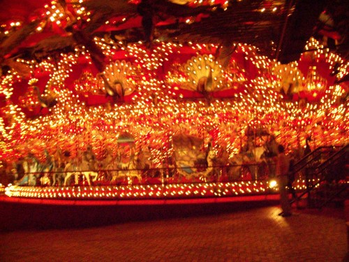 Carousel at House on the Rock