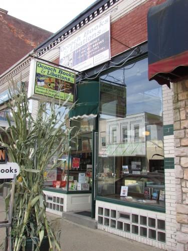 Ocooch Books & Libations