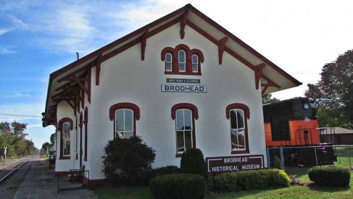 Brodhead Depot