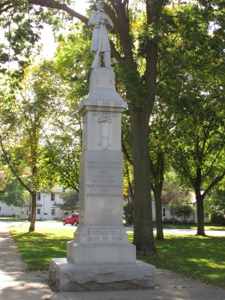 Brodhead Civil War Memorial