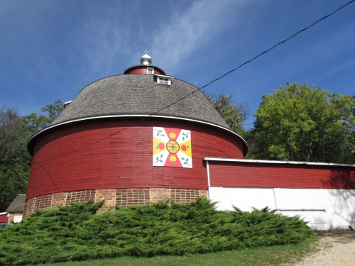 Ten Eyck Orchard Round Barn