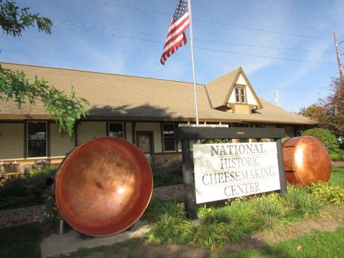 National Historic Cheesemaking Center in Monroe