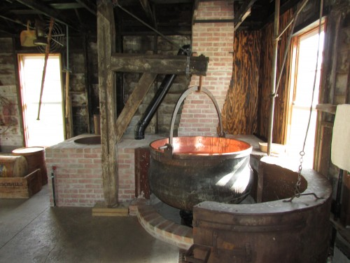 Cheesemaking equipment