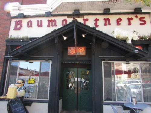 Baumgartner's in Monroe