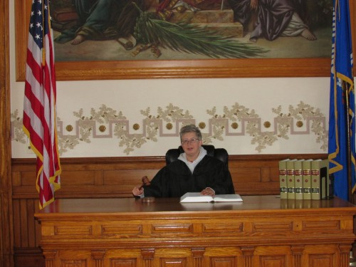 Judge Laurie