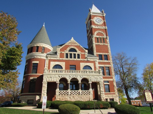 Monroe Courthouse