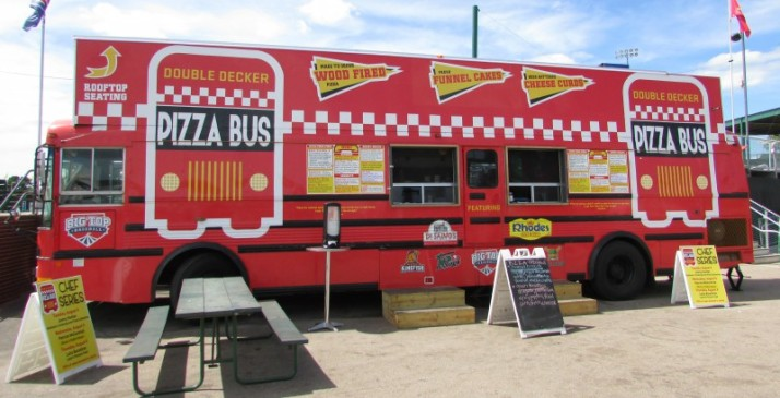 Mallard Pizza Bus
