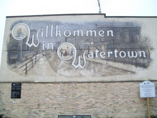 Wilkommen to Watertown
