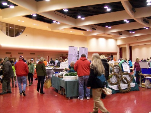 Dane County Winter Farmers Market