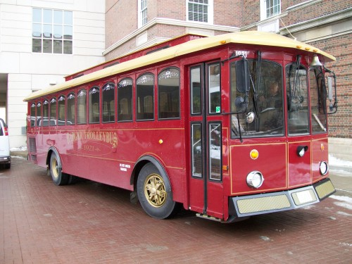 Madison WI Holiday Trolley