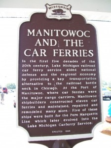 Manitowoc and the Car Ferries Marker