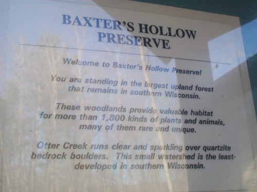 Baxter's Hollow Intro