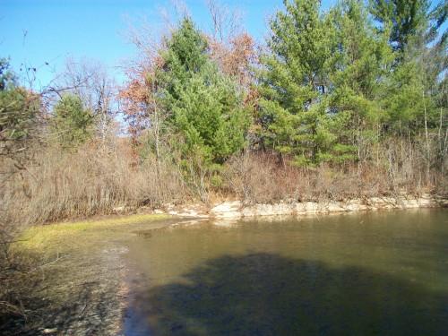 Baxter's Hollow pond