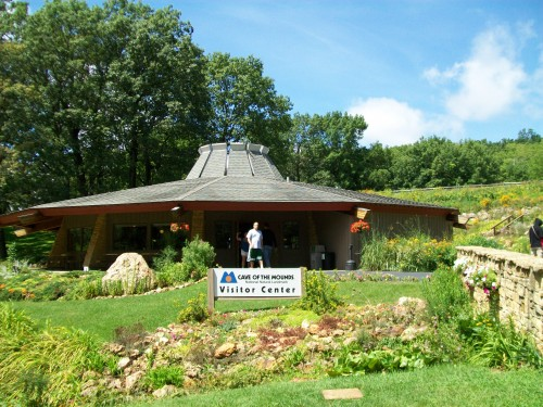 Cave of the Mounds Visitor Center