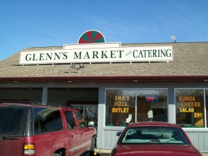Glenn's Market and Catering in Watertown