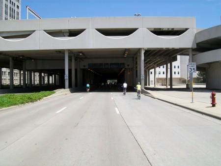 Monona Terrace underpass