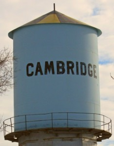 Cambridge Watertower