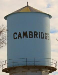 Cambridge Watertower