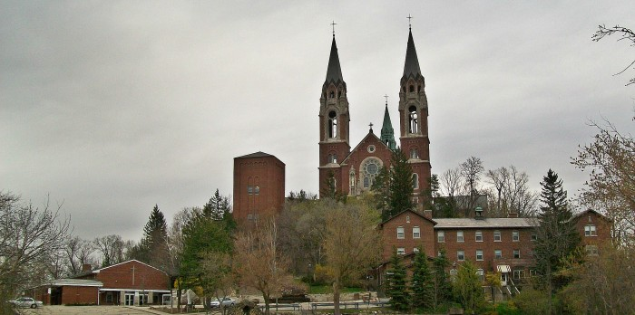 Holy Hill panorama