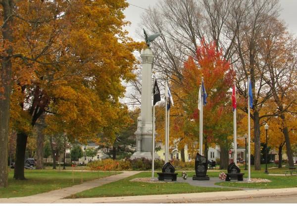 Memorial Park Watertown