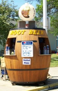 Roor Beer Barrel