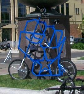 Wisconsin bike