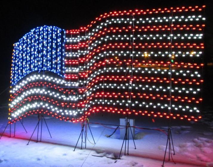 30 - American Flag