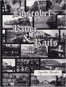 Boscobel-River and Rails book