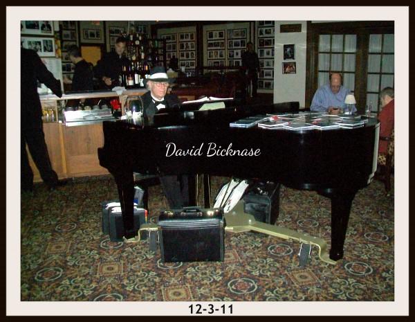 David Bicknase frame