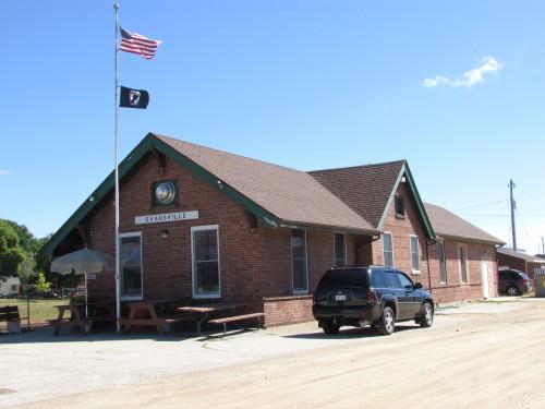Evansville Depot