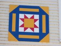 Evansville Barn Quilt