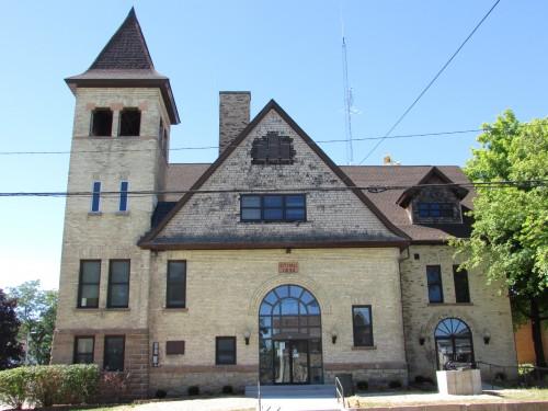 Evansville Historic City Hall
